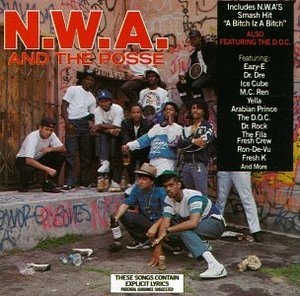 NWA And The Posse album cover