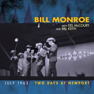 July 1963: Two Days At Newport (Live) album cover