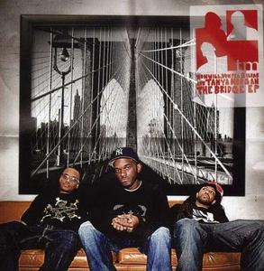 The Bridge EP album cover