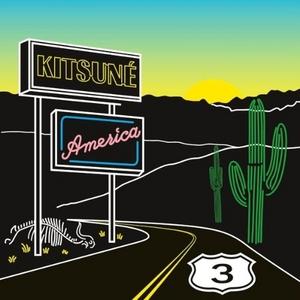 Kitsuné America 3 album cover