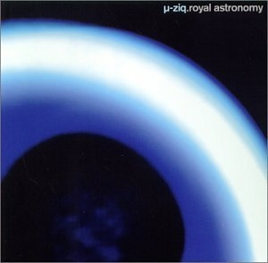 Royal Astronomy album cover