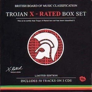 Trojan X-Rated Box Set album cover