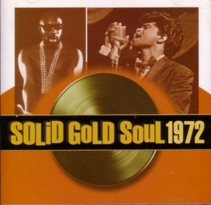 Solid Gold Soul: 1972 album cover