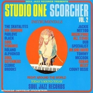 Studio One Scorcher, Vol. 2 album cover