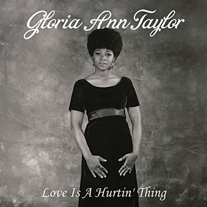 Love Is A Hurtin' Thing album cover