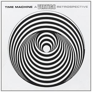 Time Machine: A Vertigo Retrospective album cover