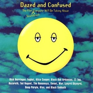 Dazed And Confused: The Film Soundtrack Everyone Will Be Toking About album cover