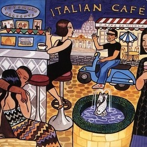 Putumayo Presents: Italian Café album cover