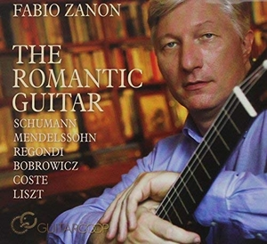 The Romantic Guitar album cover