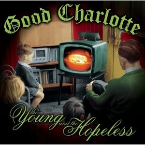 The Young And The Hopeless album cover