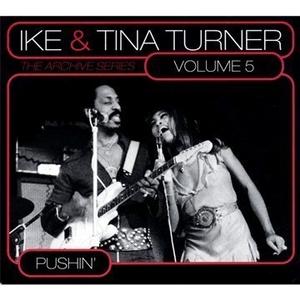 The Archive Series, Vol. 5: Pushin' album cover
