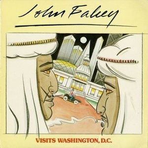John Fahey Visits Washington D.C. album cover