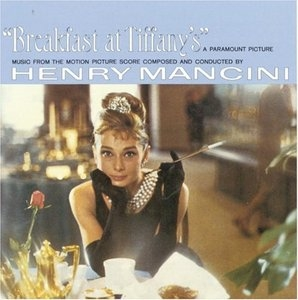 Breakfast At Tiffany's (Music From The Motion Picture) album cover