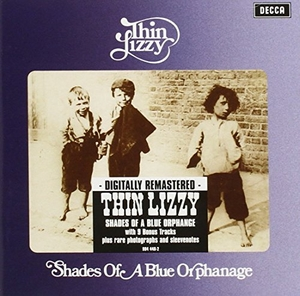 Shades Of A Blue Orphanage (Remastered) album cover