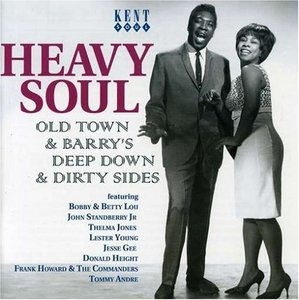 Heavy Soul: Old Town & Barry's Deep Down & Dirty Sides album cover