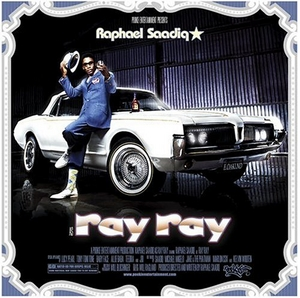 Ray Ray album cover