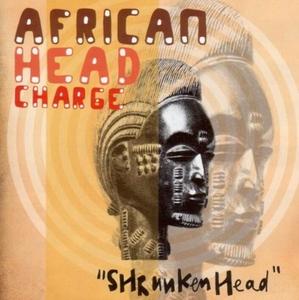 Shrunken Head album cover