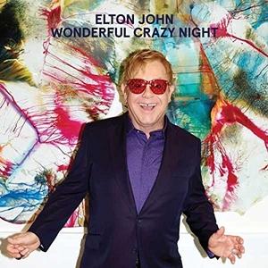 Wonderful Crazy Night album cover