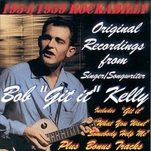 1954-1959 Rockabilly album cover