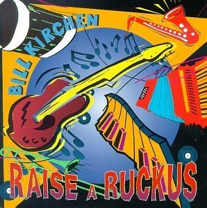 Raise A Ruckus album cover