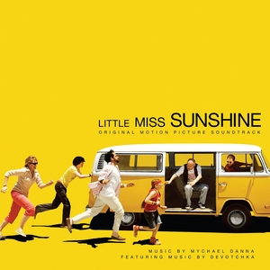 Songs From The Original Motion Picture Soundtrack: Little Miss Sunshine album cover