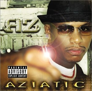 Aziatic album cover