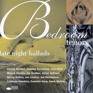 Bedroom Tenors album cover