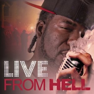 Live From Hell album cover
