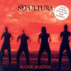 Blood-Rooted album cover