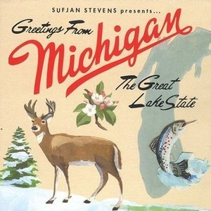 Greetings From Michigan: The Great Lake State album cover