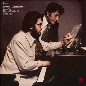 The Tony Bennett & Bill Evans Album album cover