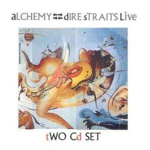 Alchemy Part2 album cover