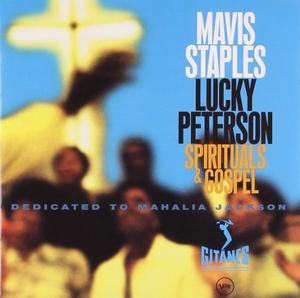 Spirituals & Gospel: Dedicated To Mahalia Jackson album cover