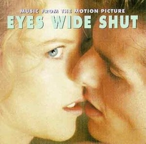 Eyes Wide Shut: Music From The Motion Picture album cover
