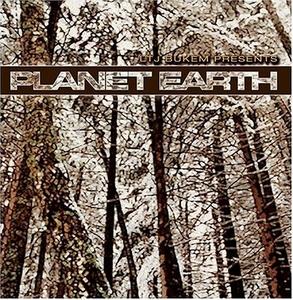 Planet Earth album cover