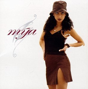 Mya album cover