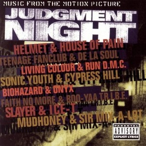 Judgment Night (Music From The Motion Picture) album cover