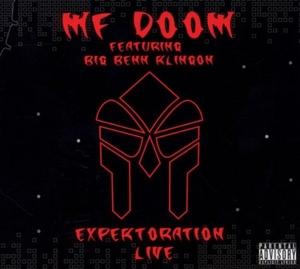 Expektoration (Live) album cover