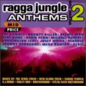 Ragga Jungle Anthems Vol.2 album cover