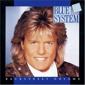 Backstreet Dreams album cover