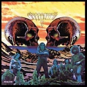 Steppenwolf 7 album cover