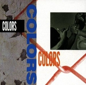 Colors (1988 Film Soundtrack) album cover