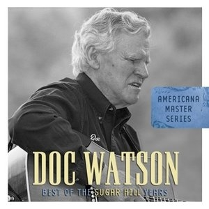 Americana Master Series: Best Of Doc Watson album cover