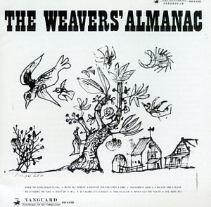 The Weavers' Almanac album cover