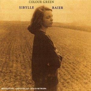Colour Green album cover