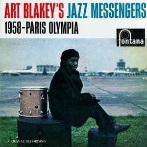 1958-Paris Olympia album cover