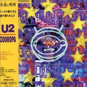 Zooropa album cover