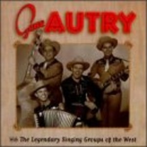 With The Legendary Singing Groups Of The West album cover