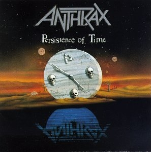 Persistence Of Time album cover