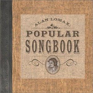 Alan Lomax: Popular Songbook album cover